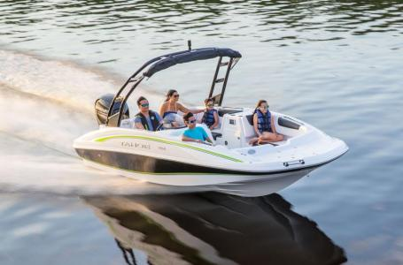 2017 Tahoe boat for sale, model of the boat is 1950 & Image # 7 of 9