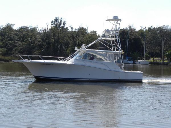 Luhrs 41 Open Sports Fishing Boats. Listing Number: M-3648354