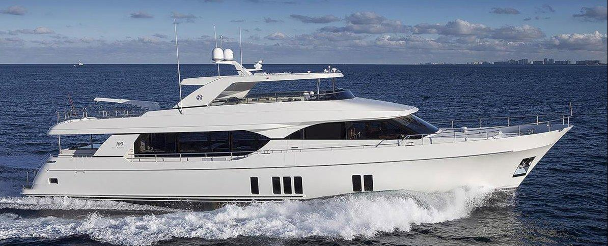 100 ocean alexander 2015 ft lauderdale florida for Ocean yachts 48 motor yacht for sale
