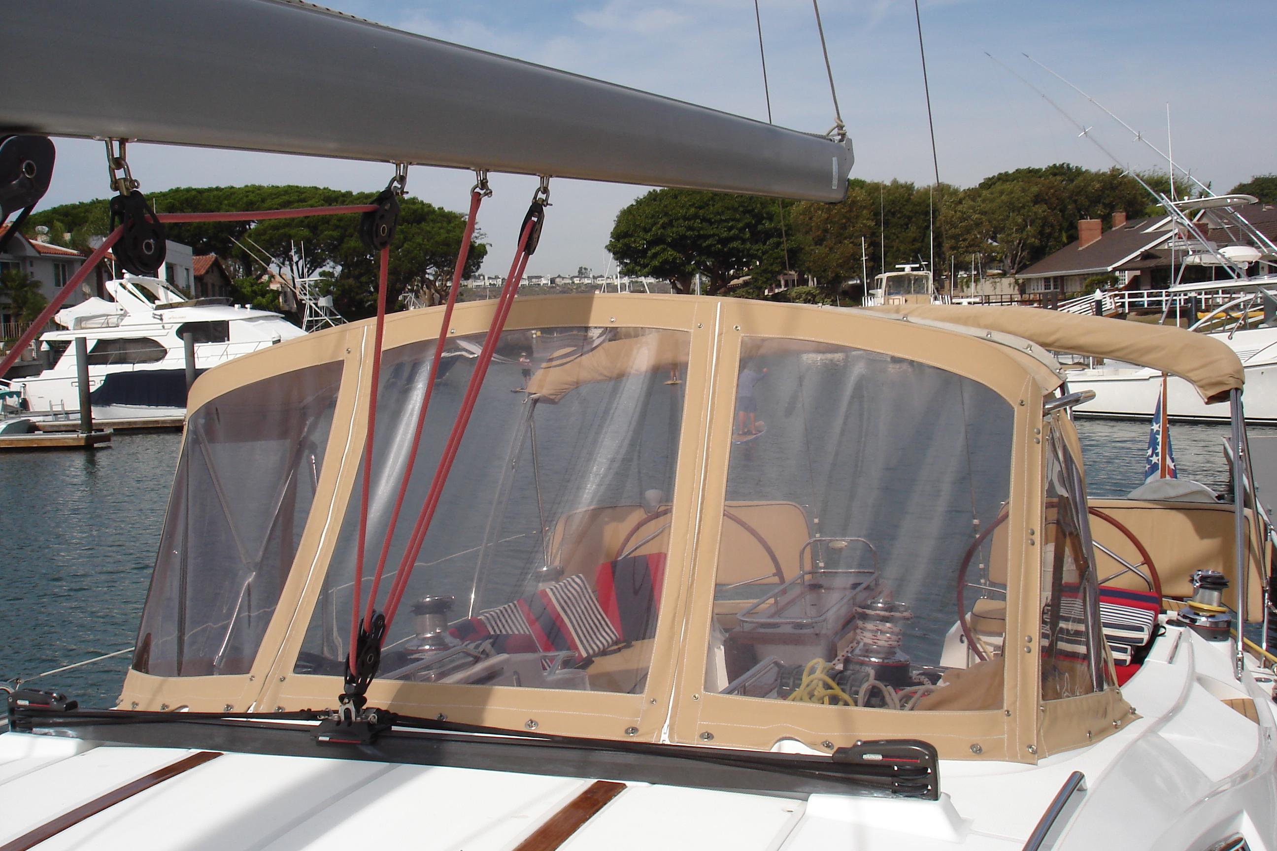 49' Jeanneau 49DS 2008 | Seacoast Yachts