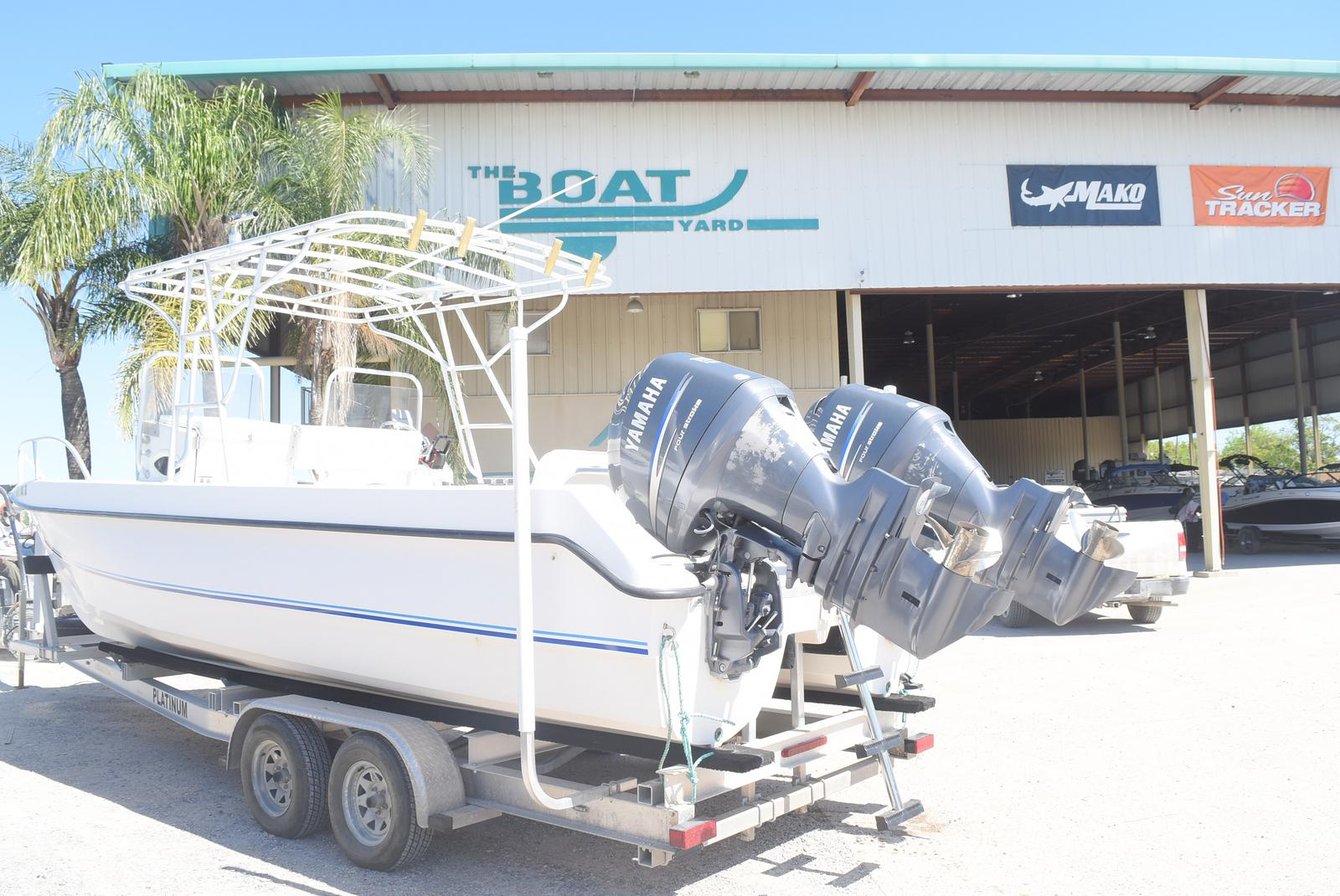 2007 TWIN VEE DUAL CONSOLE for sale