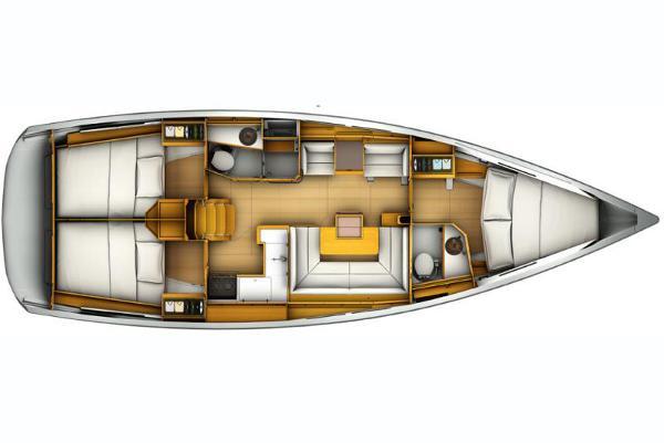 Jeanneau Sun Odyssey 419 Sell New England