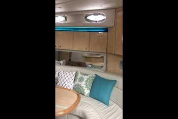 Sea Ray 380 Sundancer video