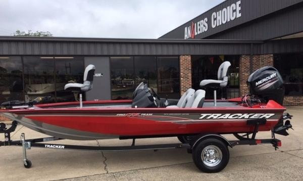 2018 Tracker Boats boat for sale, model of the boat is Pro Team 175 TXW & Image # 1 of 10