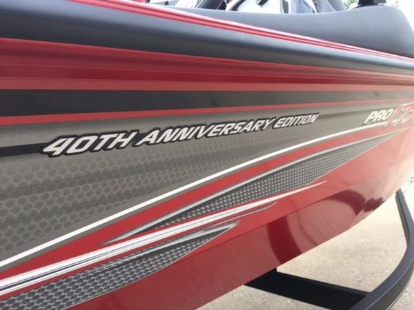 2018 Tracker Boats boat for sale, model of the boat is Pro Team 175 TXW & Image # 10 of 10