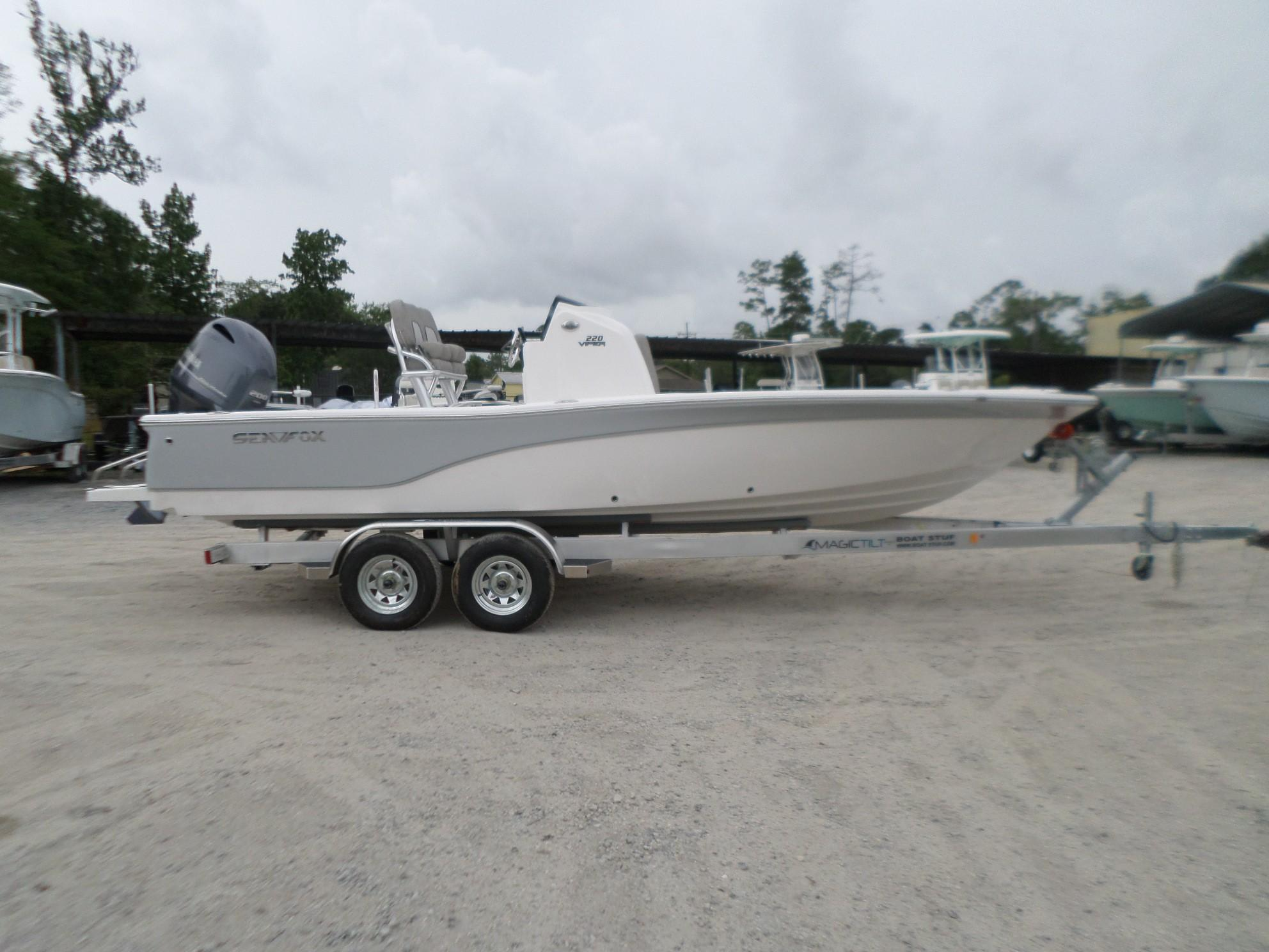 New  2019 22.33' Sea Fox 220 Viper Bay Boat in Slidell, Louisiana