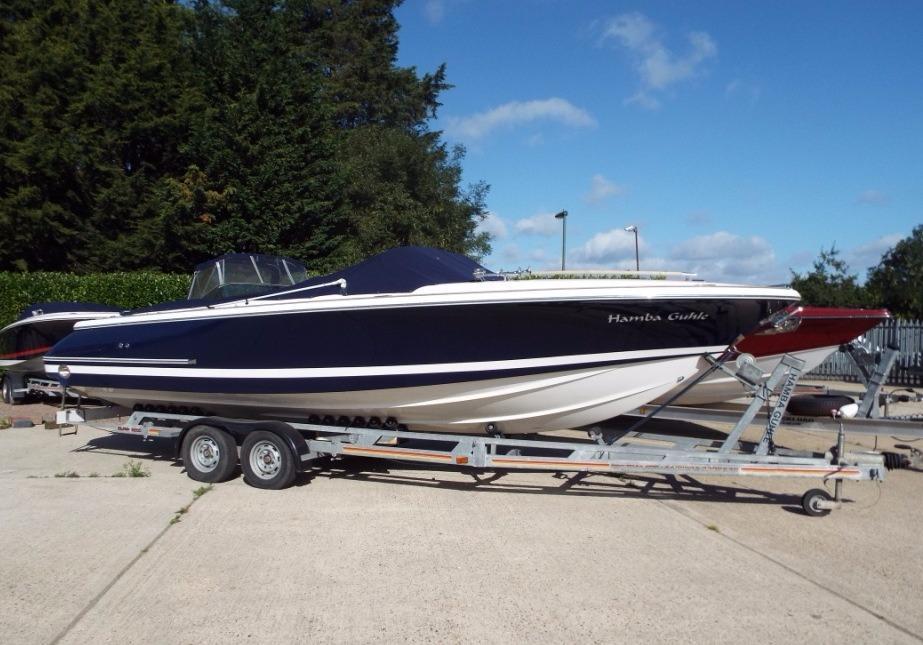 Chris-Craft Corsair 25 boat for sale