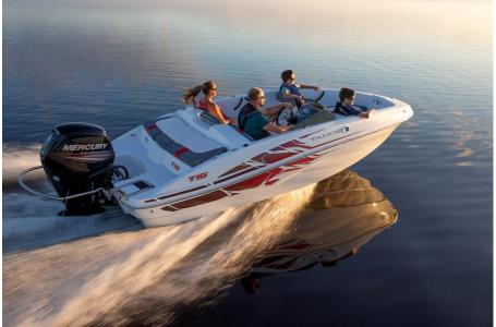 2020 Tahoe boat for sale, model of the boat is T16 & Image # 8 of 15