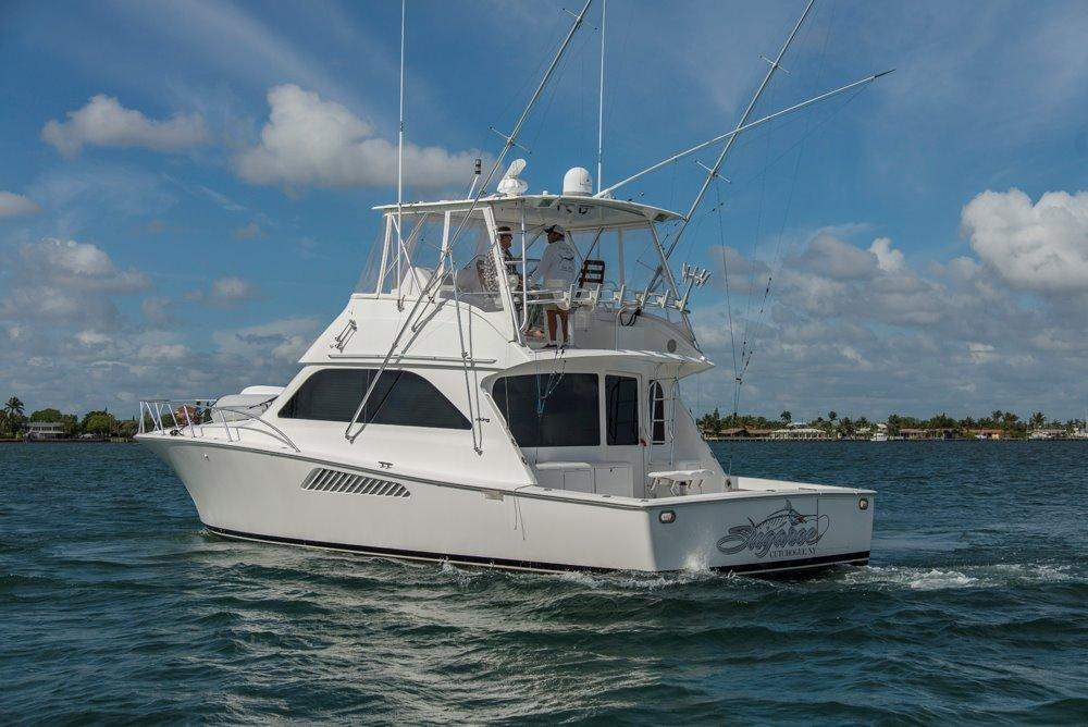 48 viking yachts 2002 sugaree for sale in long island new for Ocean yachts 48 motor yacht for sale