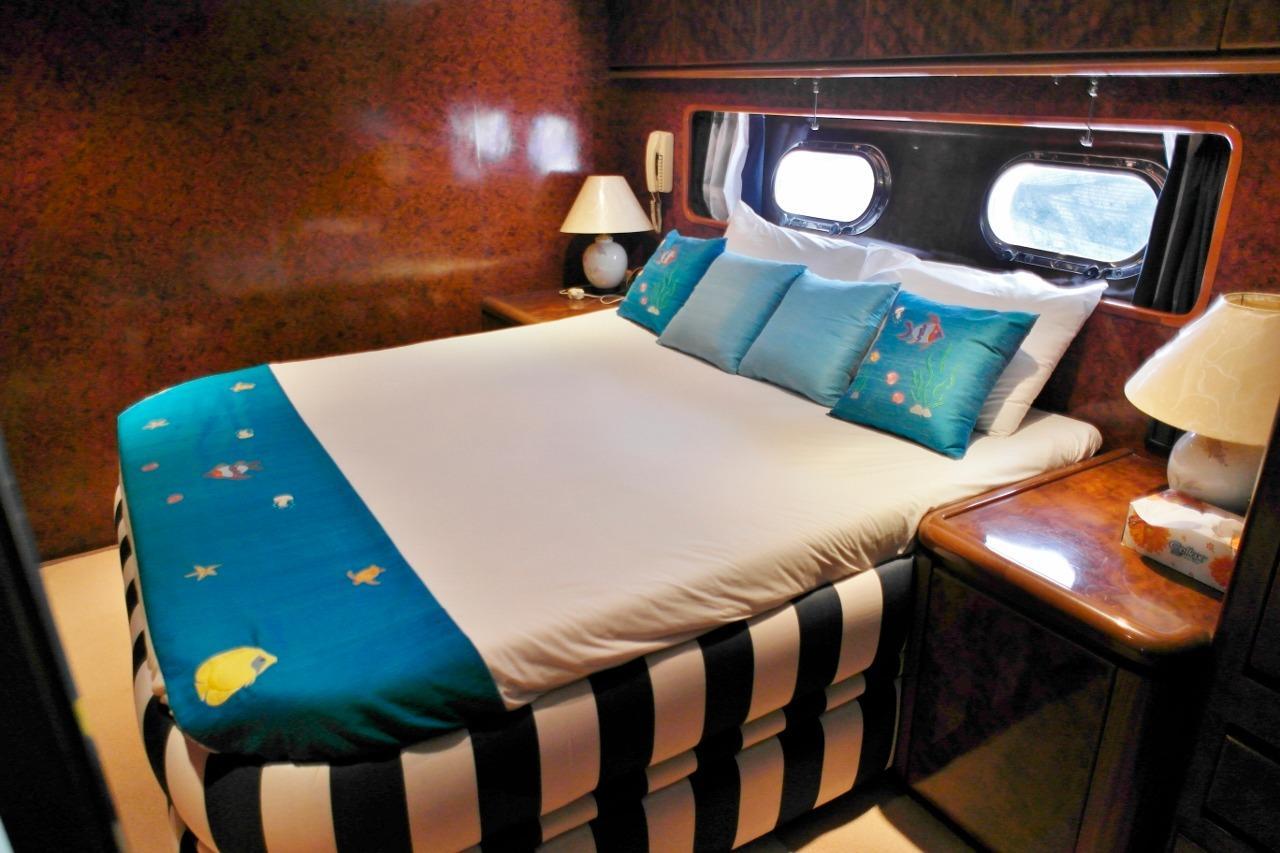 Vitech 72 Cabin