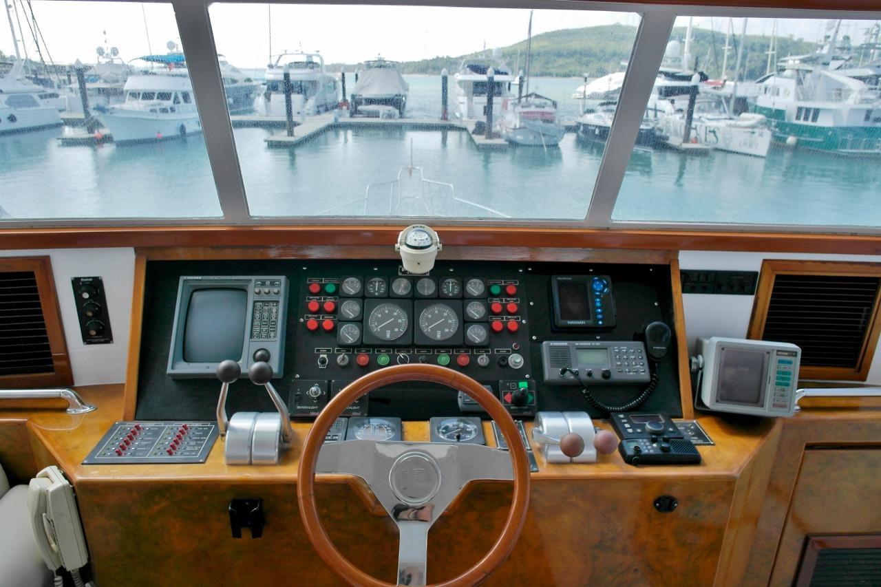 Vitech 72 Navigation Control