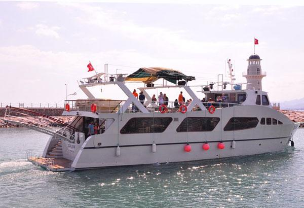 Passenger Boat For 300 People