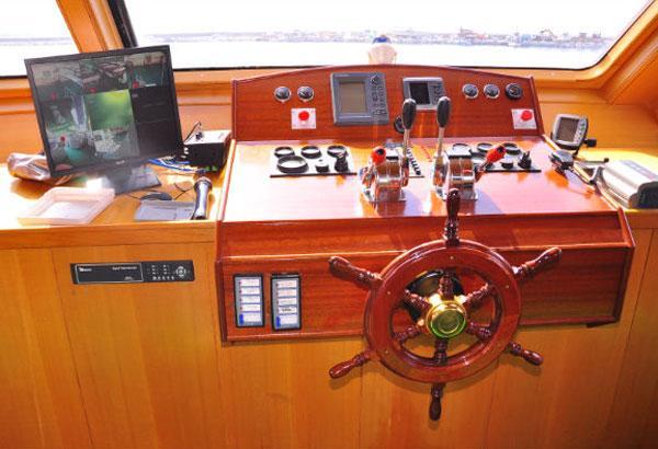 Passenger Boat Bridge