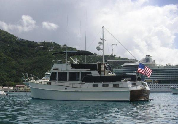 49' Grand Banks 49 Motor Yacht