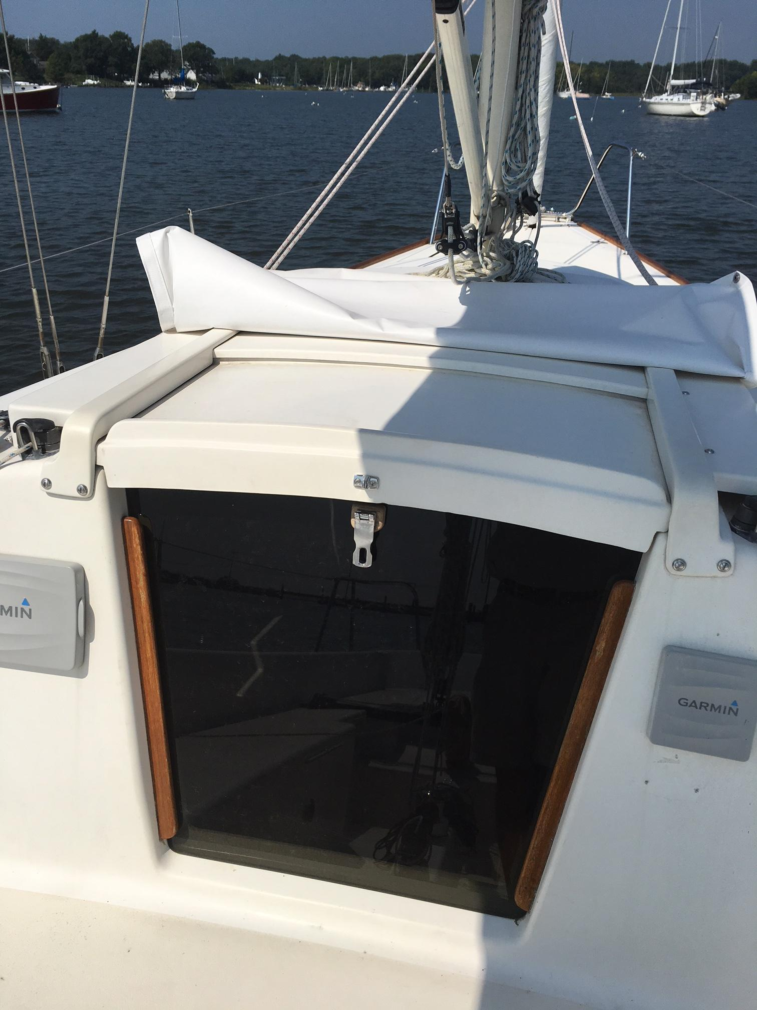 e74aaf2f2 Whimbrel Lyman-morse 2010 Esailing Yachts E33 33 Yacht for Sale in US