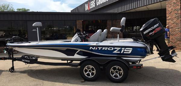 used nitro bass boats for sale