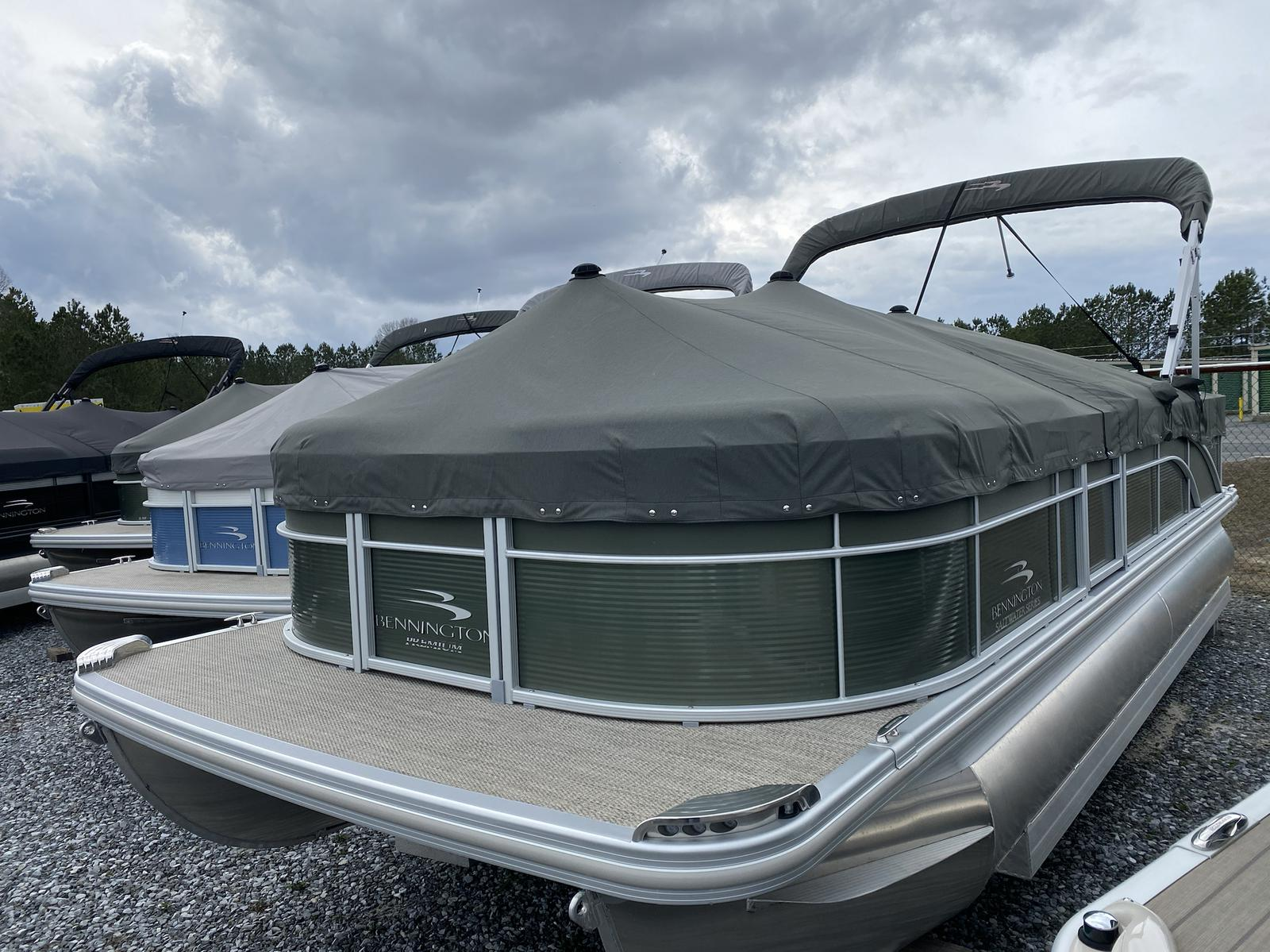 2019 Bennington boat for sale, model of the boat is 22 SSXAPGP & Image # 1 of 3