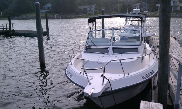 Grady White 232 Gulfstream WA w/ Trailer Sports Fishing Boats