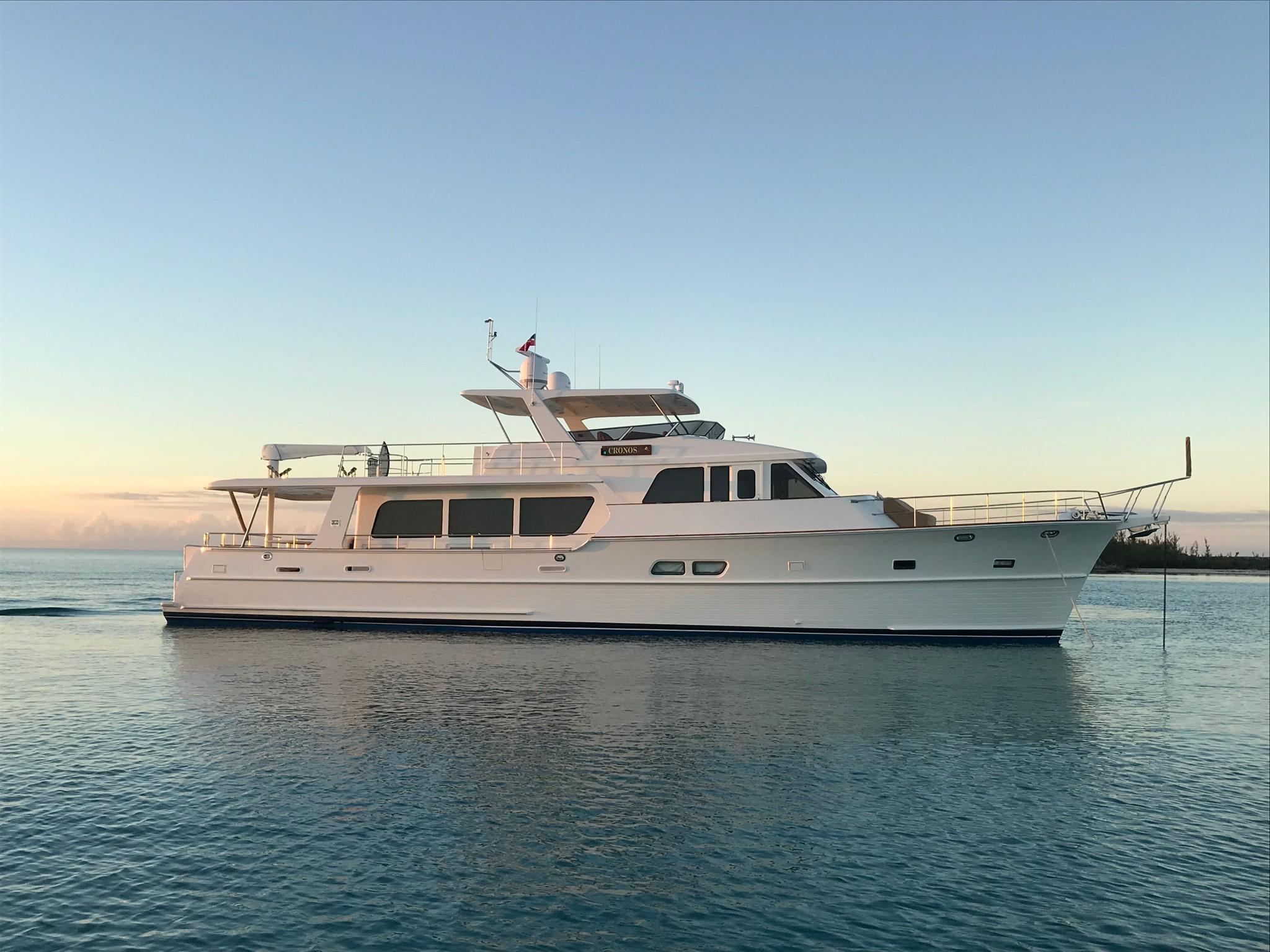 Banks For Sale >> 72 Grand Banks Cronos 2016 Jupiter Denison Yacht Sales