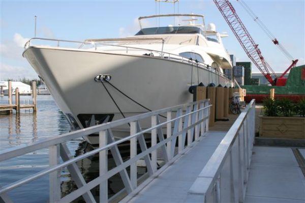 Dock shot