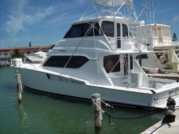Used hatteras yachts model for sale sportfish for Hatteras fishing boat