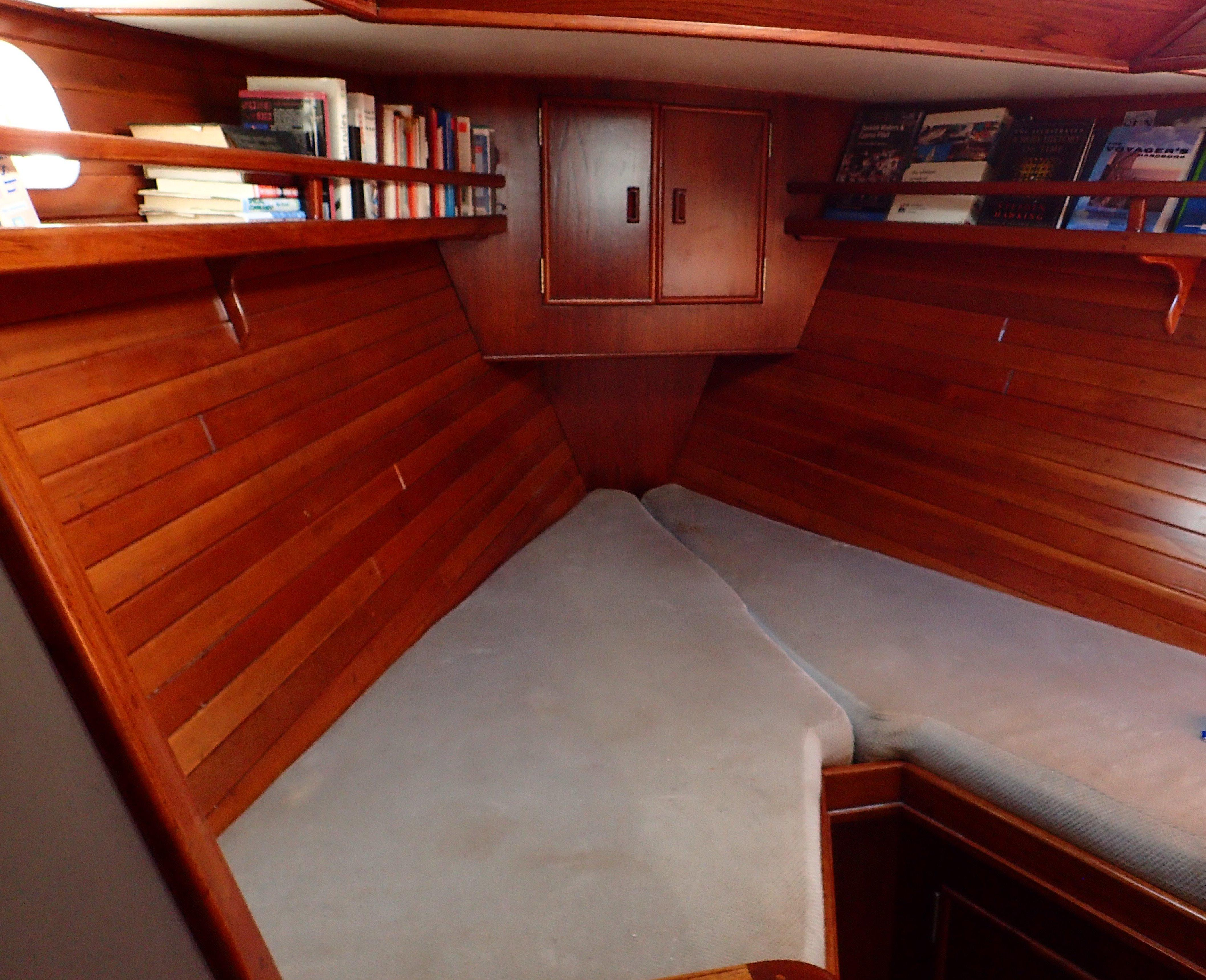 Office In Forward Stateroom