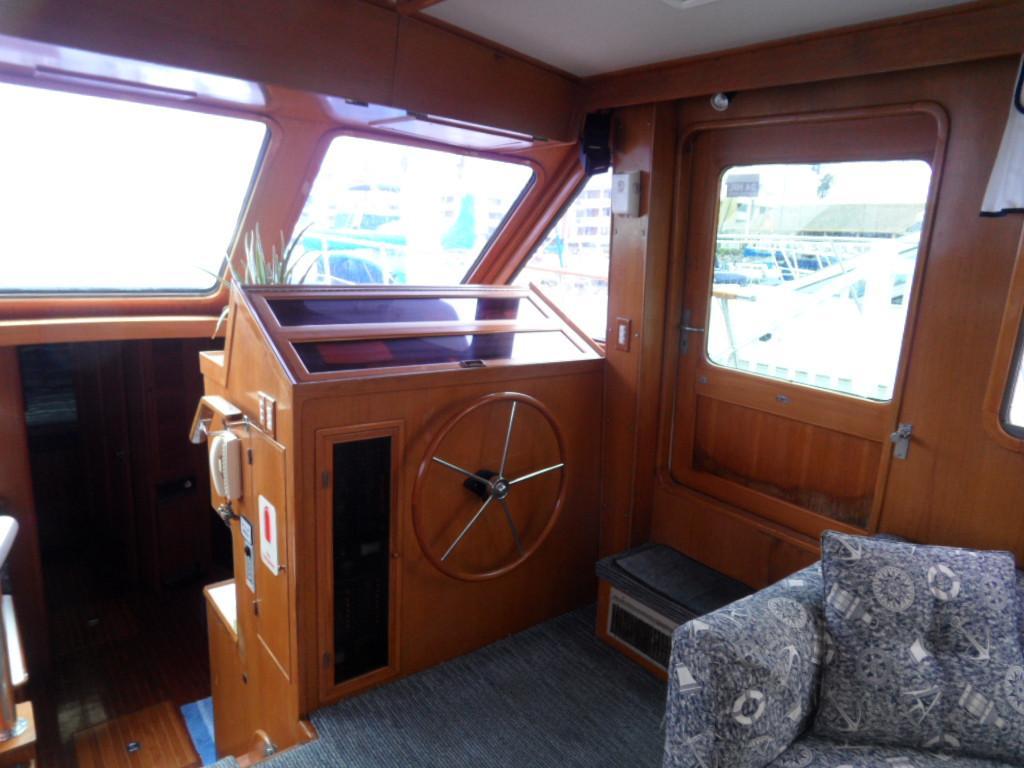 58' Kha Shing 58 Cockpit Motoryacht 1990 | Seacoast Yachts