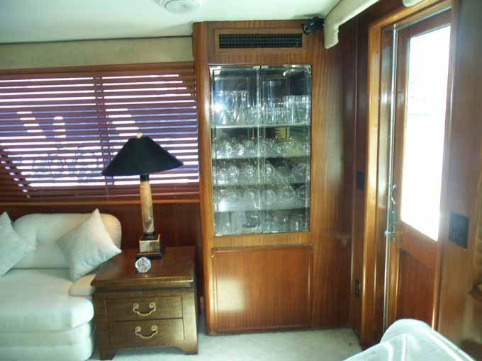 Glass Storage