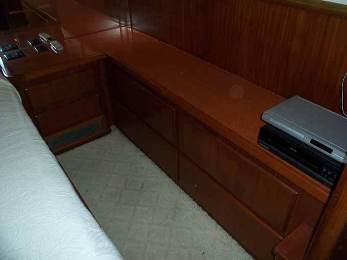 Starboard Cabin Inboard