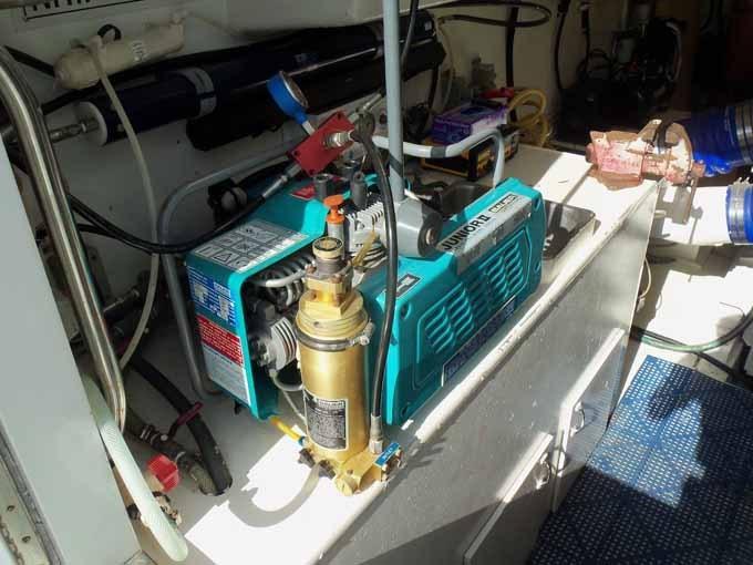 Dive Compressors