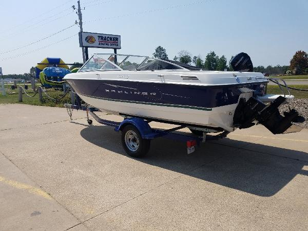 2007 BAYLINER DISCOVERY 195 for sale