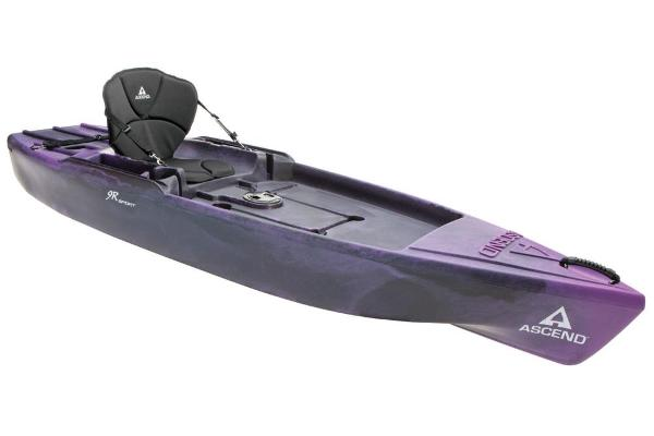 2020 ASCEND 9R SPORT SIT ON (PURPLE/BLACK) for sale