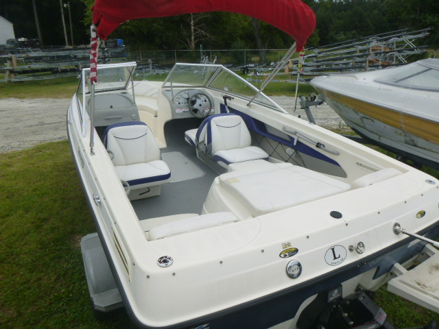 2008 Bayliner boat for sale, model of the boat is 195 Bowrider & Image # 9 of 9