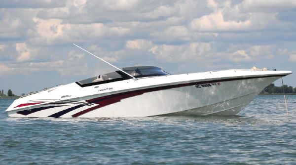 Fountain 29 Fever High Performance Boats. Listing Number: M-3608445