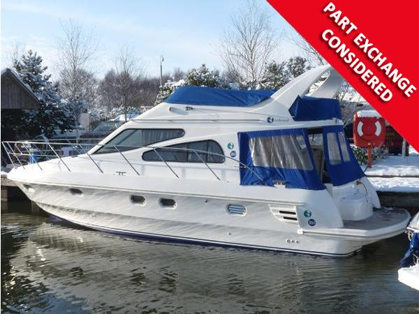 Birchwood Challenger 360 Flybridge