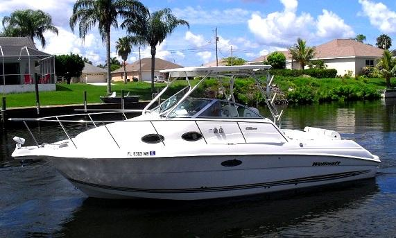 27' Wellcraft 270 Coastal