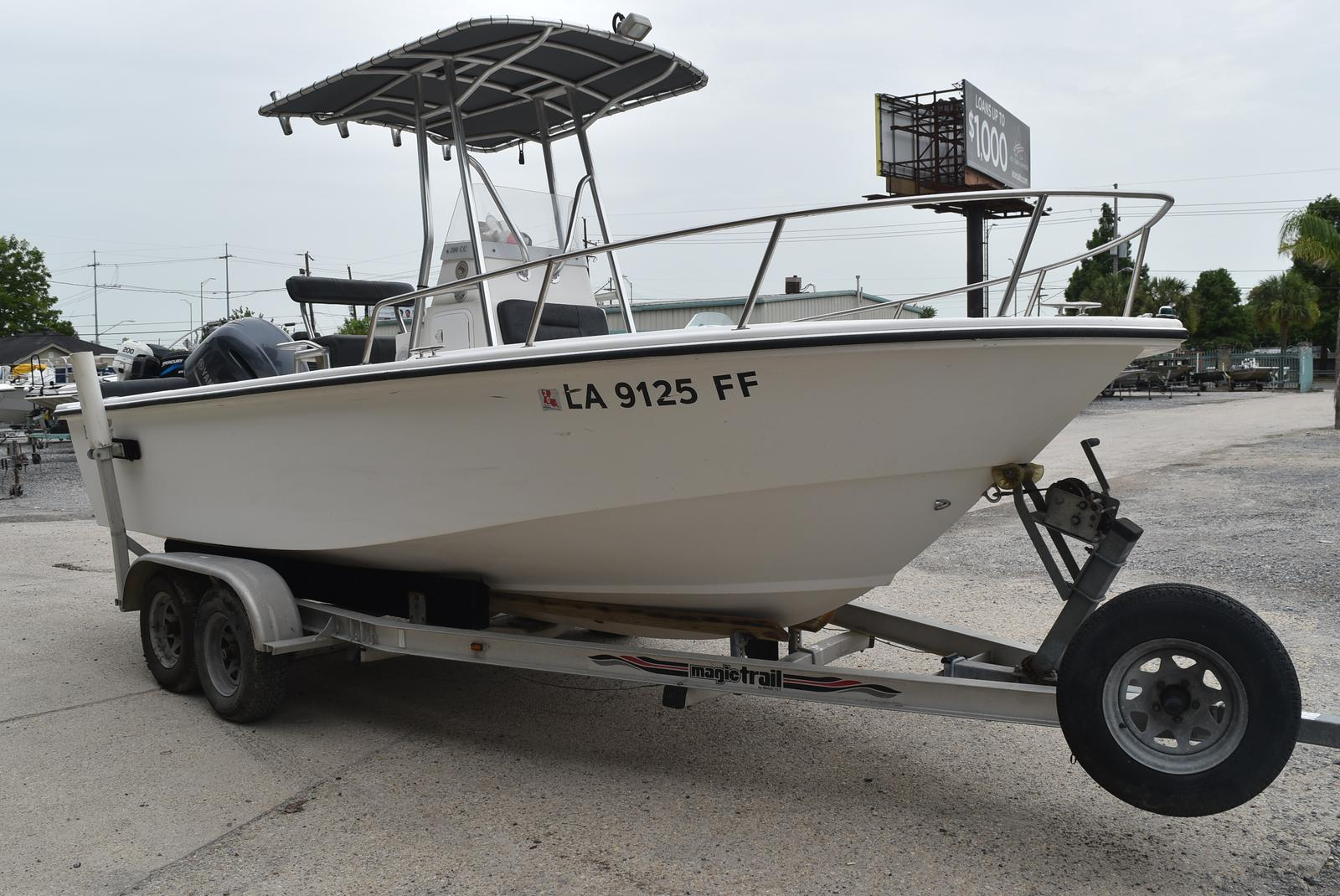 2002 Edgewater boat for sale, model of the boat is 200CC & Image # 12 of 32