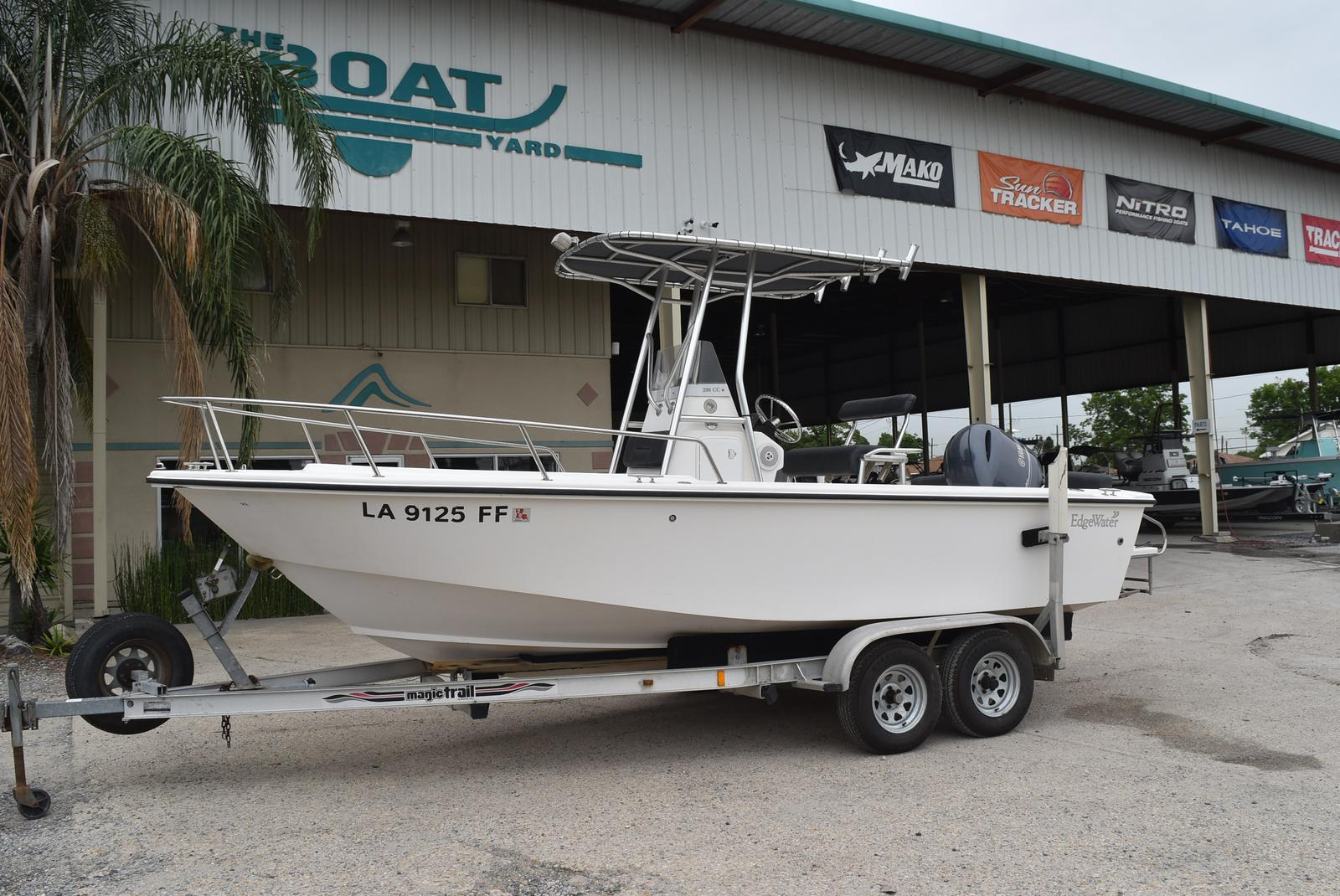 2002 Edgewater boat for sale, model of the boat is 200CC & Image # 15 of 32