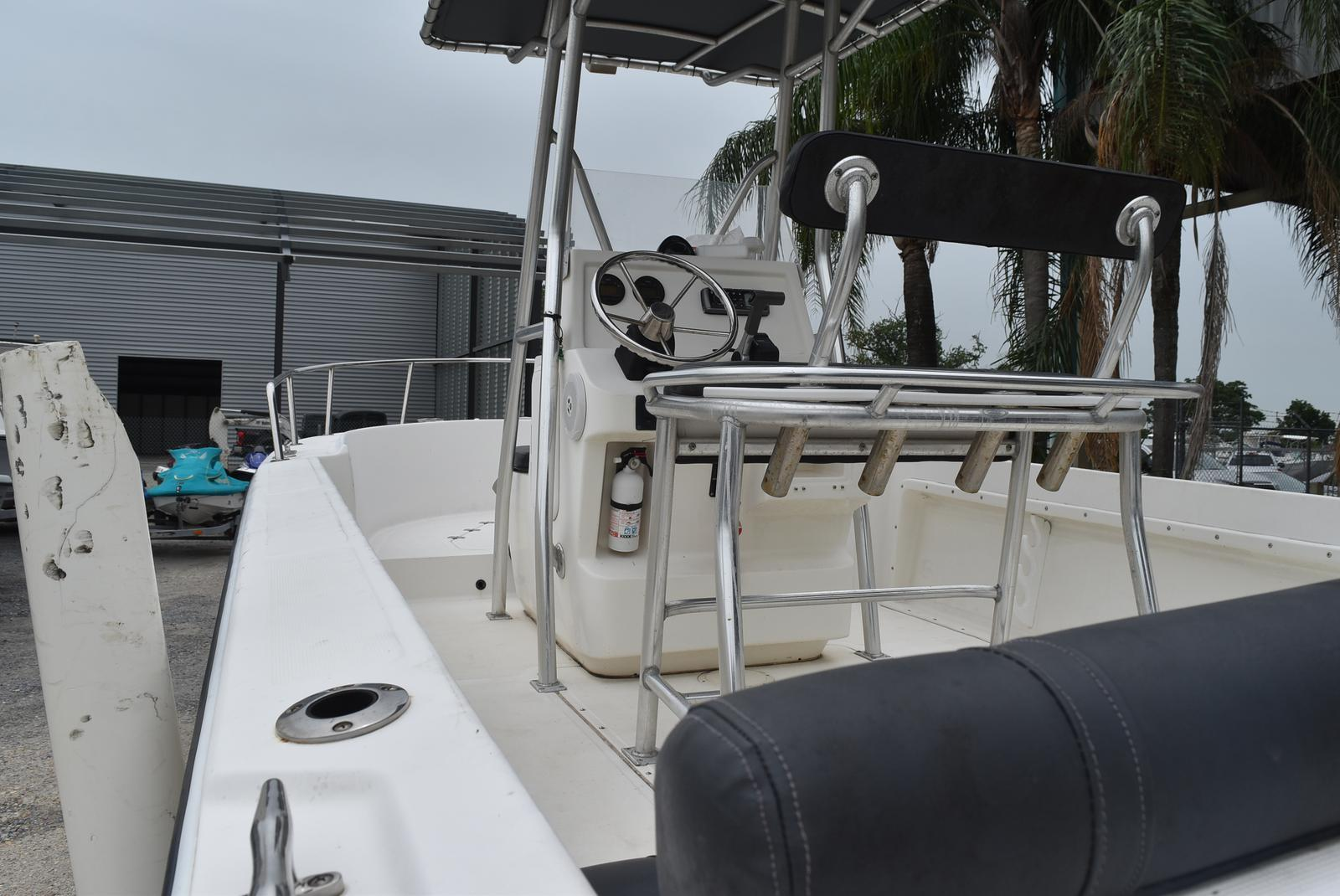 2002 Edgewater boat for sale, model of the boat is 200CC & Image # 17 of 32