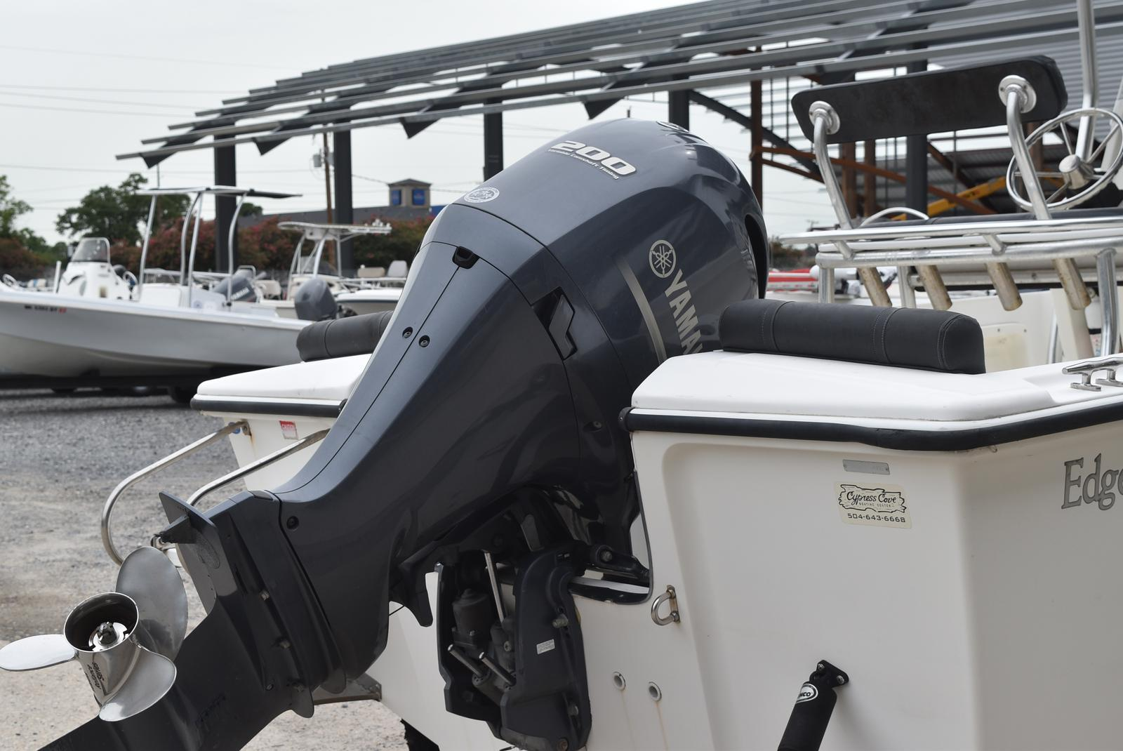 2002 Edgewater boat for sale, model of the boat is 200CC & Image # 23 of 32