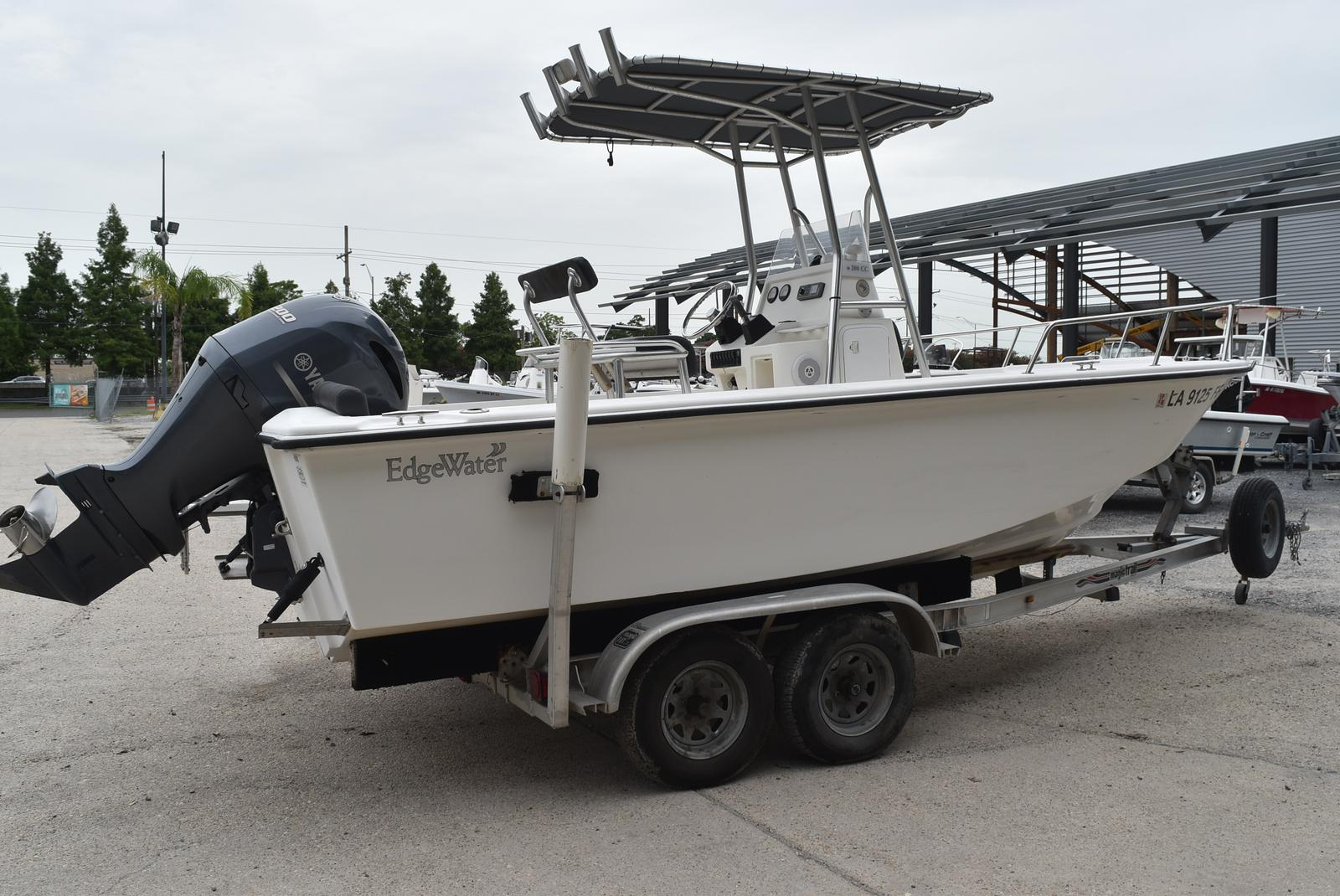 2002 Edgewater boat for sale, model of the boat is 200CC & Image # 8 of 32