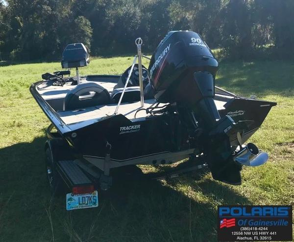 2010 Tracker Boats boat for sale, model of the boat is Pro Team 190 TX & Image # 5 of 13