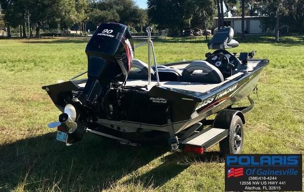 2010 Tracker Boats boat for sale, model of the boat is Pro Team 190 TX & Image # 10 of 13