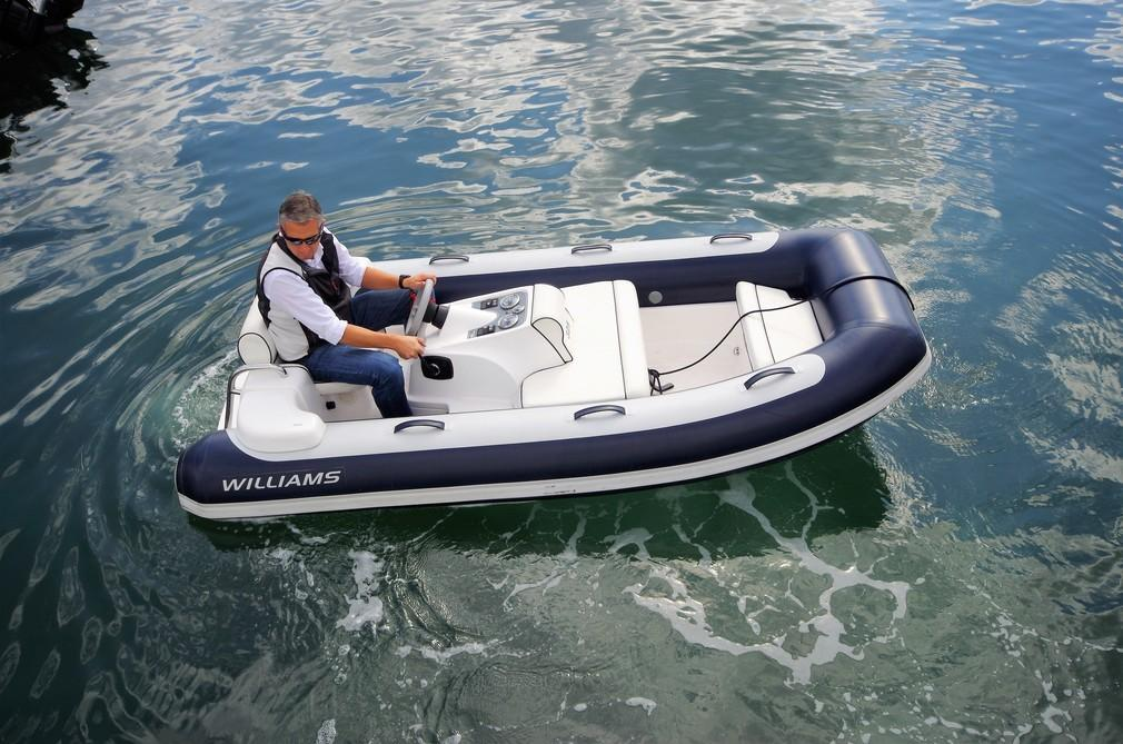 Williams Jet Tenders Turbojet 325