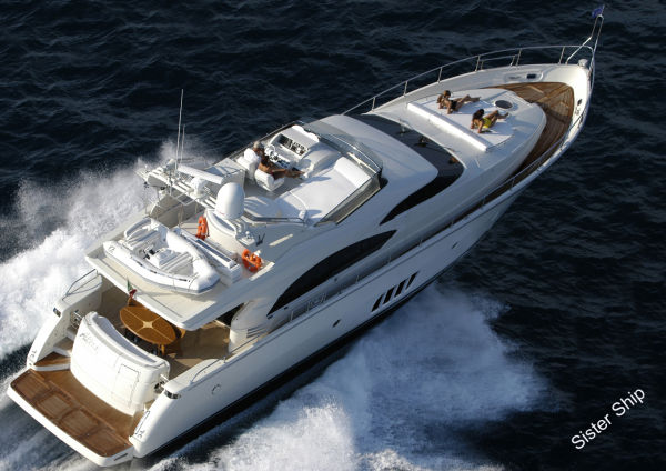 Marina Marbella UK - Benetti TRADITION 100 - Benetti Legend 85 - Lazzara 75 ...