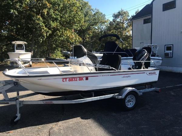 2019 BOSTON WHALER 15' MONTAUK for sale
