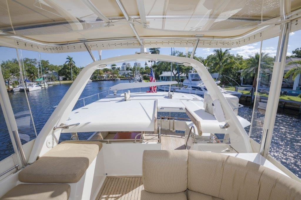 Aft Deck with Hard Top