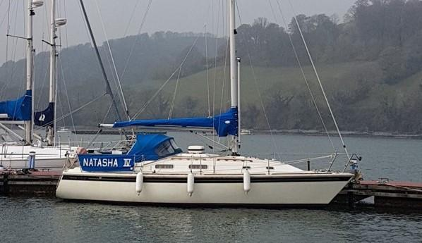 Westerly Fulmar 32