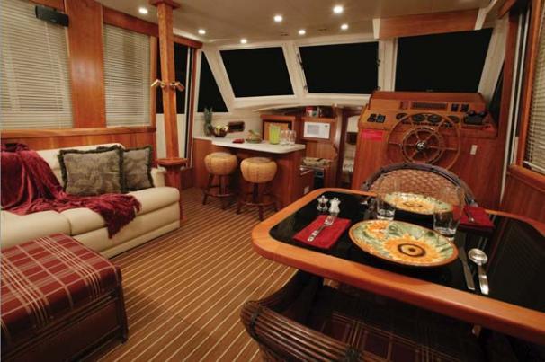 43' Mainship 43 Trawler Aft Cabin