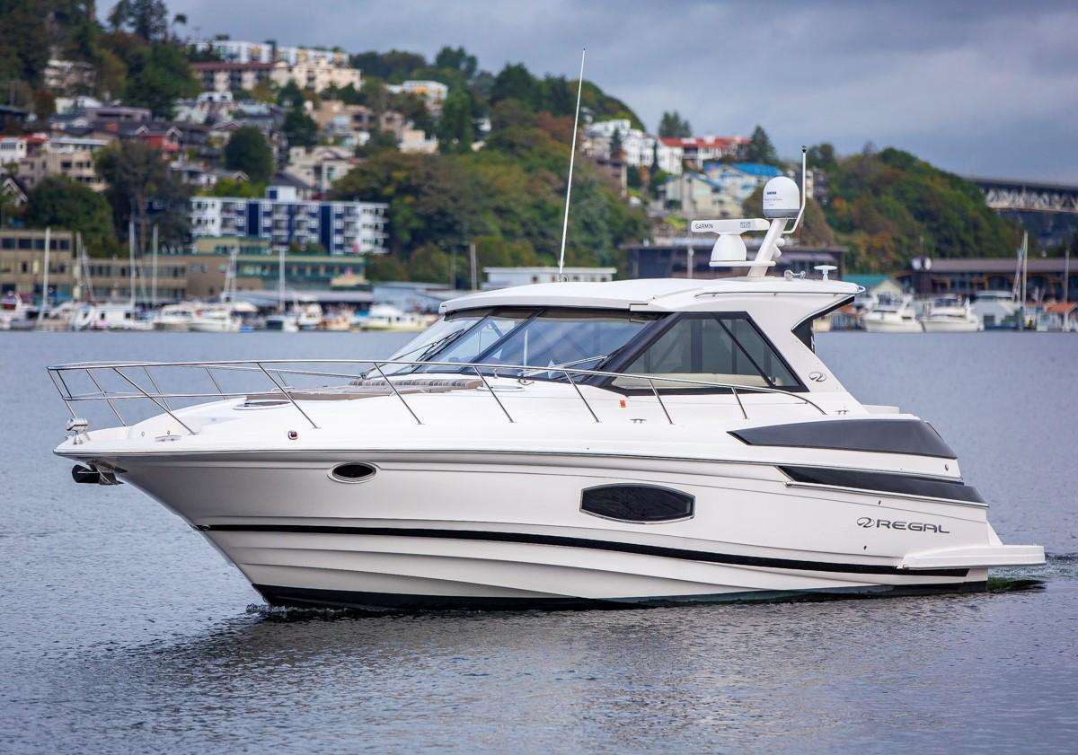 46 Regal Our Trade 2017 Seattle | Denison Yacht Sales